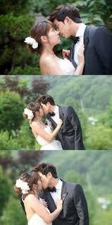 Wedding Dress Drama Korea Leeteuk Kang Sora K Pop Idol In Wedding Dress Pinterest