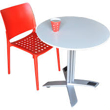 cafe table and chairs foldaway table 72cm white stacked holey chair red 800x800px jpg