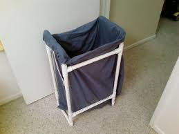 Pvc Pipe Dog Bed Pvc Pipe Frame Laundry Hamper 3 Steps