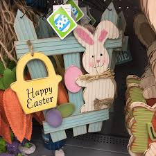 the rack easter decor at walmart the budget