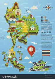 map of thailand map of thailand korean map berkeley cus map