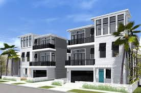 Lot House Eight Small Lot Houses On The Rise In Mid City Urbanize La