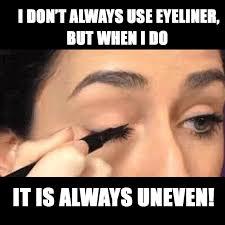Eyeliner Meme - 5 celebrities whose eyeliner game is always strong missmalini