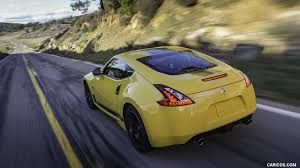 nissan 370z wallpaper hd 2018 nissan 370z heritage edition color chicane yellow front