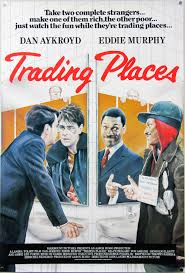 trading places one sheet international