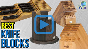 top 10 knife blocks of 2017 video review
