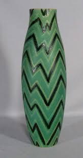 Striped Vase Tall Bargello Striped Vase By Alvino Bagni For Sale Antiques Com