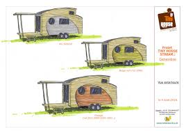 Tiny House Cartoon La Tiny House