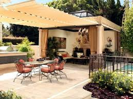 25 ideas for sun protection in the garden pergola awning or