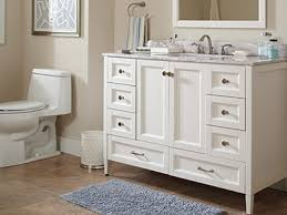 How To Change Light Fixture In Bathroom How To Install A Bath Vanity Light At The Home Depot