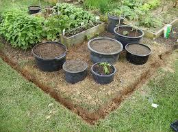 Inside Vegetable Garden by Unique Vegetable Garden Ideas