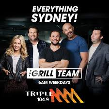 How Tall Is Jimmy Barnes The Grill Team Catch Up 104 9 Triple M Sydney Matty Johns Gus