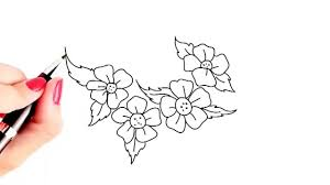 how to draw beautiful drawing beautiful drawing images of flowers how to draw beautiful flowers