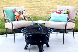 Outdoor Furniture At Home Depot by Home Depot Patio Style Challenge Hanging Table Design Dazzle