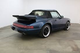 porsche 964 cabriolet for sale 1991 porsche 964 cabriolet tiptronic beverly hills car club