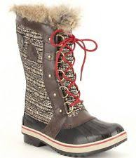 sorel womens boots size 11 sorel womens tofino ii boots 1702671 cordovan saddle size 11 ebay