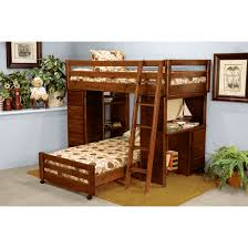 twin bed desk combo top 59 ace bed with desk underneath bunk and kids beds cool loft