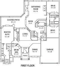 South African 3 Bedroom House Plans Floor Plan 3 Bedroom House Philippines Floor Plan House Design 3d