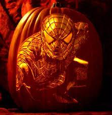 Best Halloween Pumpkin Carvings - amazing halloween carvings by the pumpkin geek