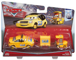 cars characters amazon com disney pixar cars collector die cast vehicle 2 pack