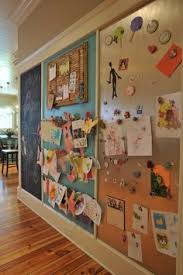 Kids Art Room by A Cup Of Jo San Francisco Apartment Tour 500 Square Feet Una