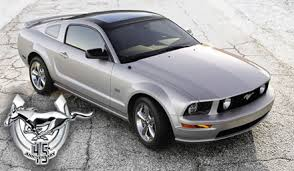 45th anniversary mustang ford to build only 45 000 mustangs for 2009 model year