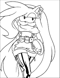 sonic hedgehog coloring pages amy rose the hedgehog coloring pages virtren com