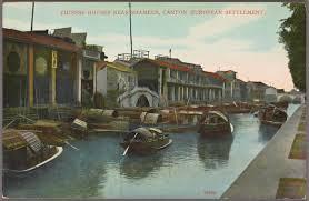 European Houses File Chinese Houses Near Shameen Canton European Settlement