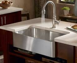 stainless steel apron sink stainless steel farm sink new farmhouse apron kitchen sinks