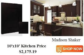 Madison Cabinets Adornus Madison Shaker Fair Kitchen Cabinets Price Home Design Ideas