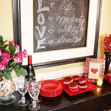 Home With Valentines Day Decor by Spice Up Your Home With Some Diy Valentine U0027s Day Decor Home