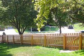 advantage fencing of omaha ne wood fencing