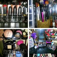Vanity Organizer Ideas by Makeup Vanity Cheap Storage Ideas Youtube