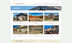 curtis homes jfm web design