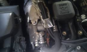 bmw 335d turbo problems replacing vacuum hoses and actuators on 335d