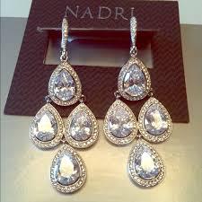 nadri earrings 34 nadri jewelry nadri swarovski chandelier