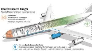 hackers warn passenger planes vulnerable to cyber attacks