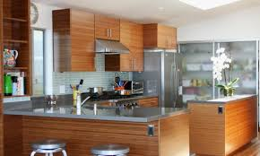 kitchen cabinets high end brands blue engineered countertop