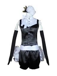 Butler Halloween Costume Black Butler Ciel Phantomhive Black Cosplay Costume Dress