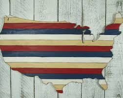 wooden united states wall california wall california state wood state cut out