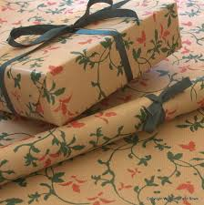 brown gift wrapping paper christmas kraft patterned brown gift wrapping paper christmas