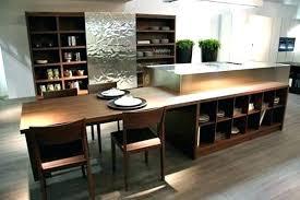 ilot de cuisine avec table amovible table amovible cuisine meuble de cuisine avec table integree ilot de