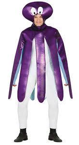 Octopus Halloween Costume Octopus Fancy Dress Ebay