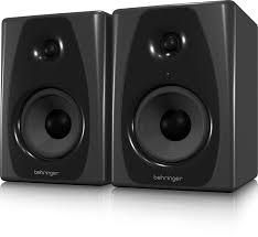 Bookshelf Speakers Wiki Studio 50usb Studio Monitors Loudspeaker Systems Behringer