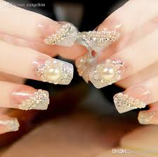 wholesale s manicure ornaments pearls nail stickers