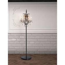 black floor lamps for less overstock com