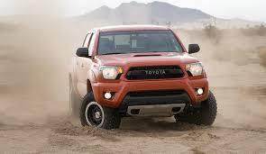 Toyota Tacoma Double Cab Roof Rack by Toyota Tacoma Small Pickup Aggressive Moves Bonus Wheels