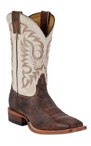womens justin boots australia nocona s legacy vintage brown cow with white welt broad