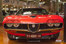alfa romeo montreal race car motorclassica classic car show melbourne speed nation