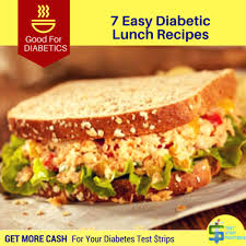 lunch for a diabetic 7 easy diabetic lunch recipes test partners
